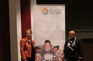 Carol Archer and Stacey Nickson, Culture Bump presenters