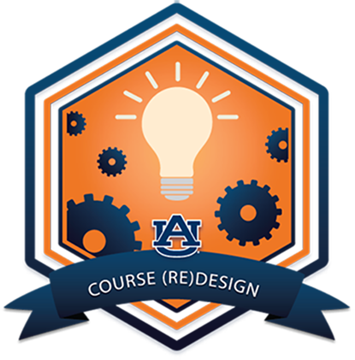 Course ReDesign Badge