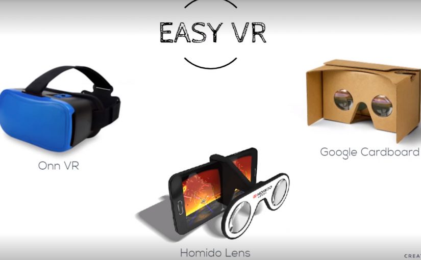 Faculty Showcase: Simplifying VR in the Classroom
