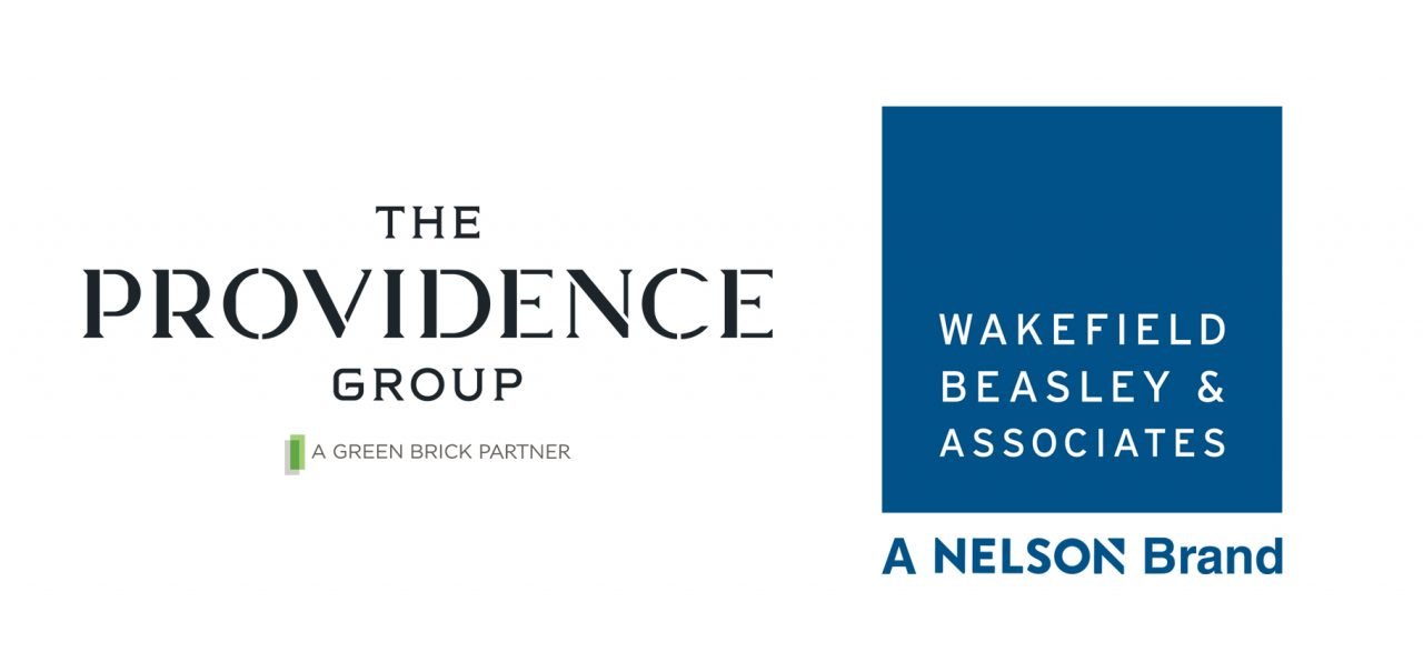 logos for providence group and wakefield