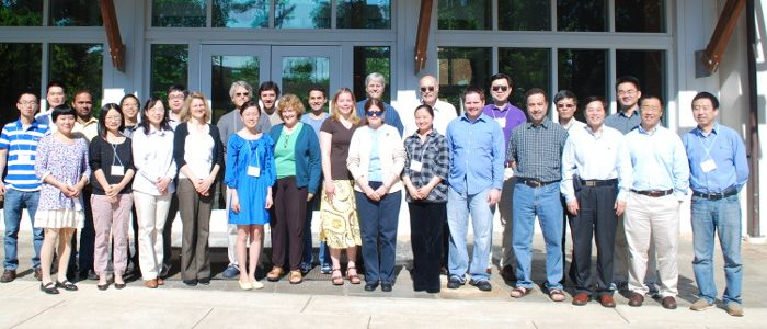 Participants of NASA IDS Meeting