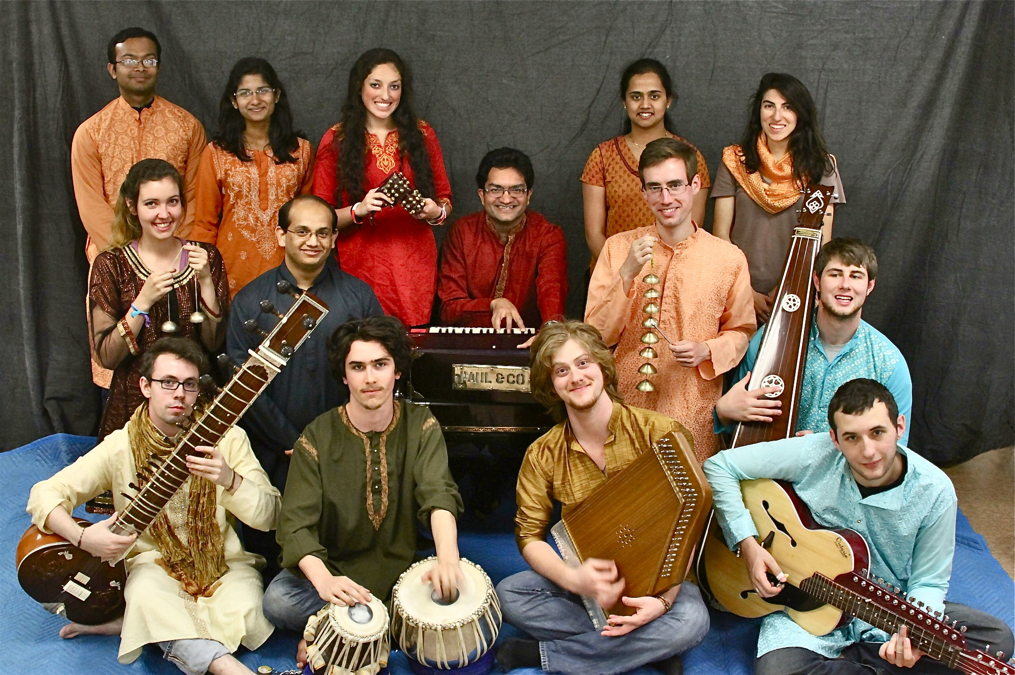 Tradition Meets Diversity in the Auburn Indian Music Ensemble ...