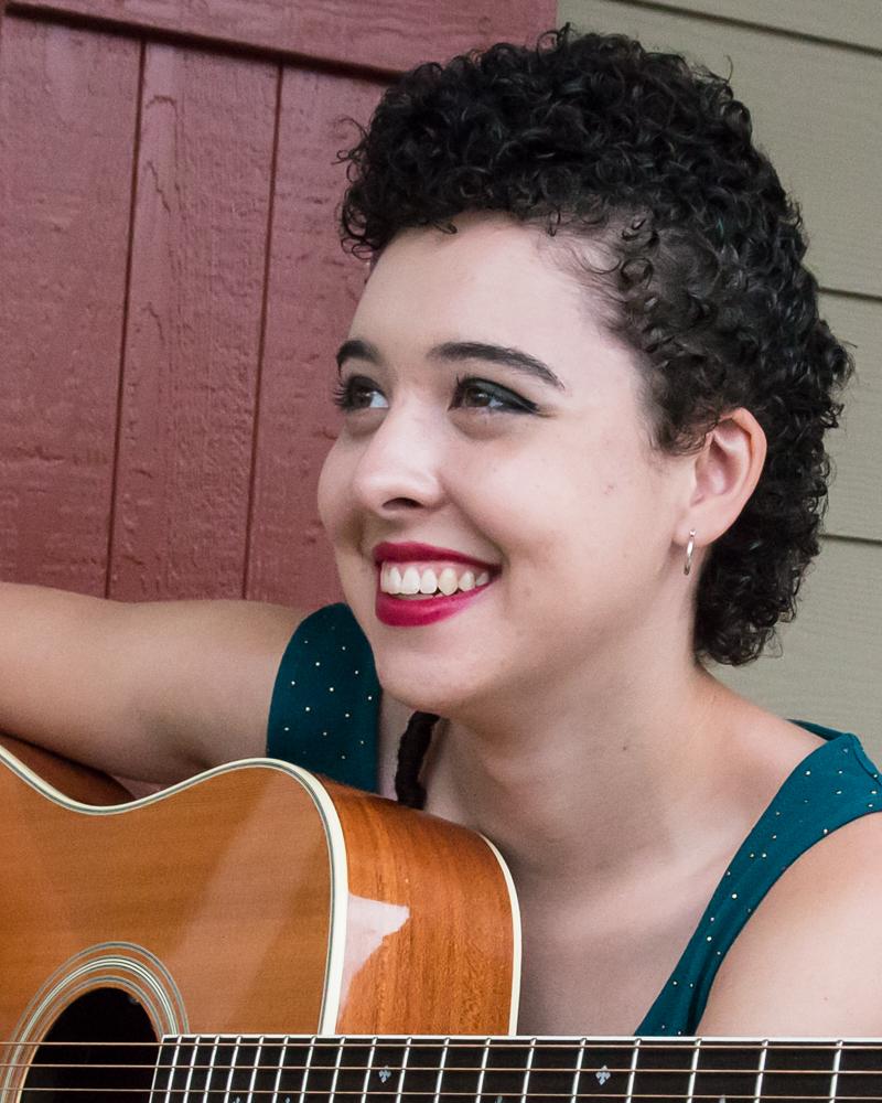 Classical Guitarist Katie Holmes