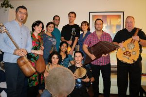 IRSA Persian Music Group