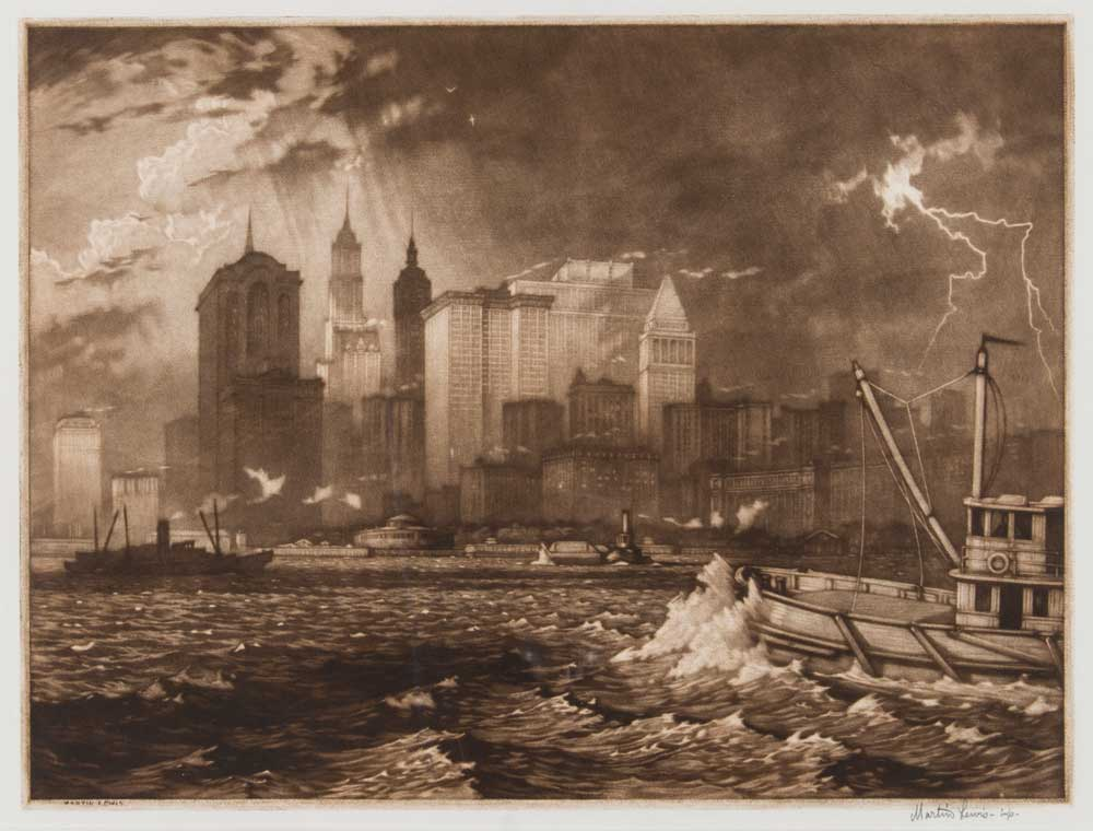 Collection Spotlight: Martin Lewis