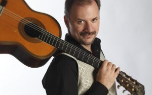 guitarist Edoardo Catemario