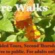 Guided Nature Walks, Offered Monthly for Adults