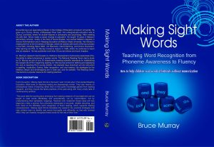 Cover of Making Sight Words