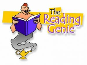 The Reading Genie reading