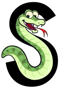 Sneaky Snake /s/