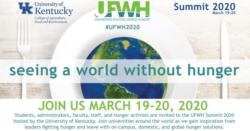 UFWH Summit 2020 Banner graphic