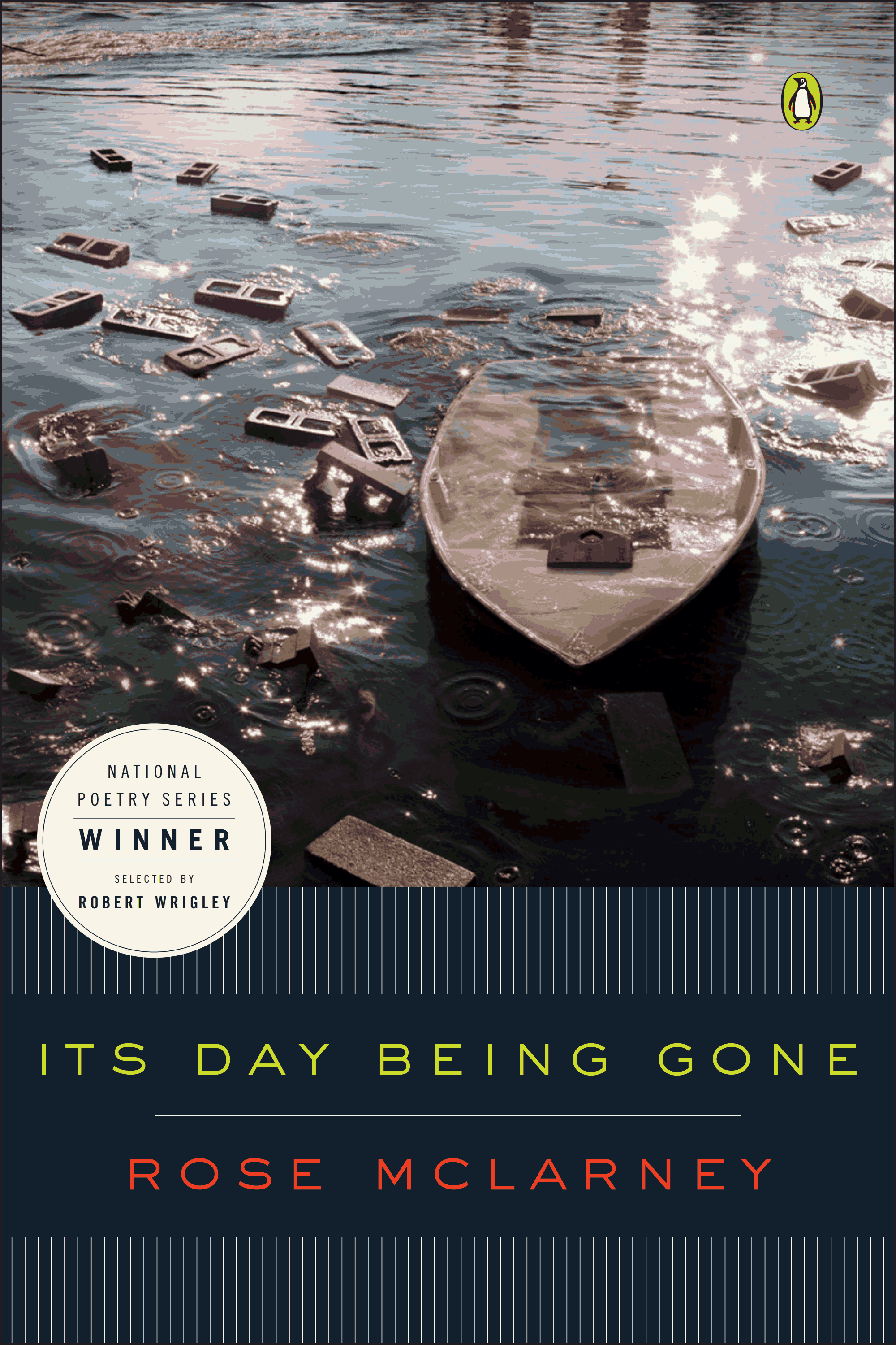 Its Day Being Gone COVER- McLarney