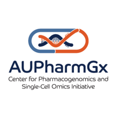 Center for Pharmacogenomics and Single-Cell Omics initiative (AUPharmGx)