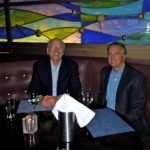 Dinner with Mike Taylor in Boston, August 2010